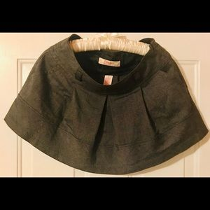 Ladies school girl mini skirt